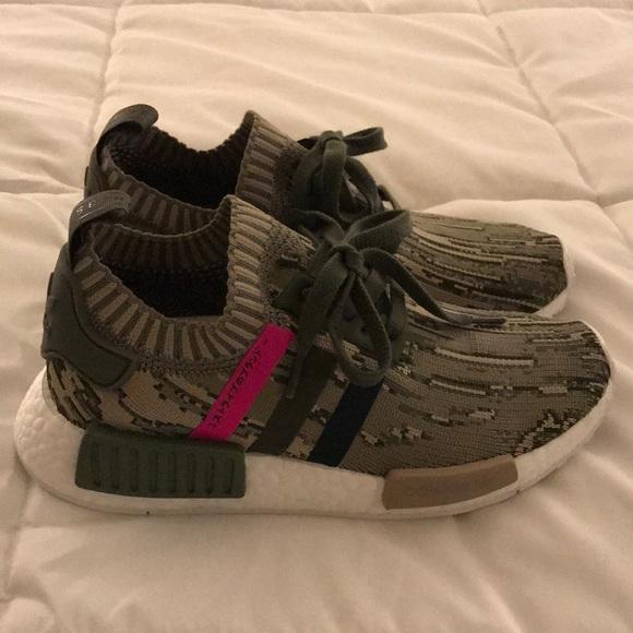 Adidas zapatos Brand New NMD talla 6 poshmark R1